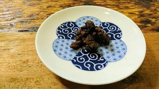 味噌屋の仙豆~唐納豆~をそのまま食べる